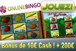 Grattage Online Bingo